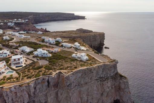 Baugrundstück von ca. 1.000 qm in erster Meereslinie in Cala Morell