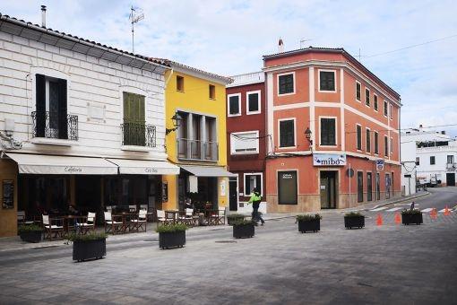 Innenstadt von Son Parc