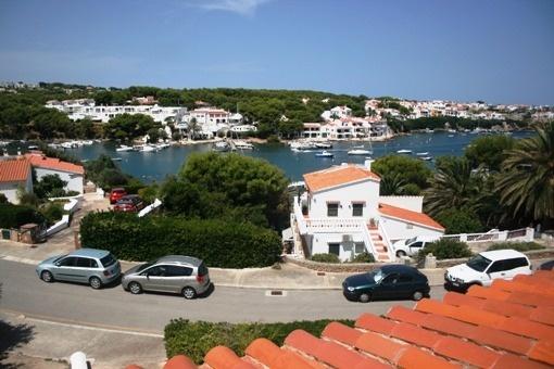 Penthouse mit Meer-Rundumblick in Port d'en Addaia