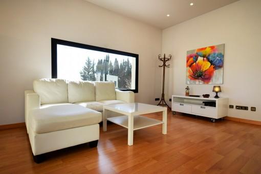 Wohnbereich im Erdgeschoss