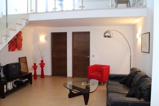 Moderne Dachgeschosswohnung im Herzen von Ciutadella