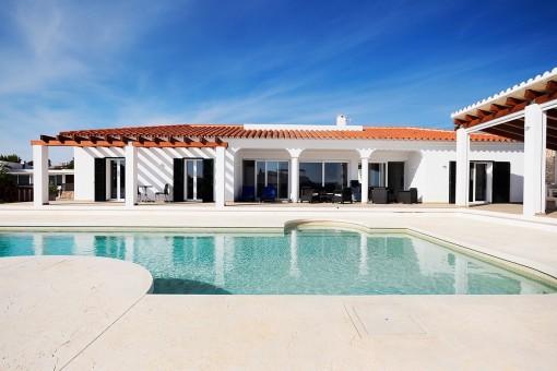 Extravagante Villa in mediterraner Kulisse