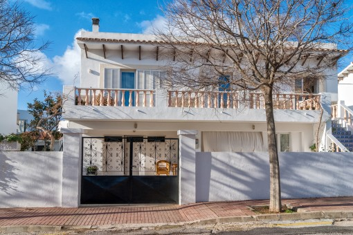 Schönes Familienhaus in einer ruhigen Gegend von Ciutadella