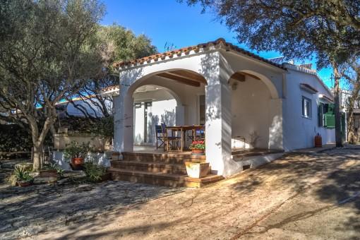 Wunderschönes Haus mit Obstgarten, Pool und eigener Stromerzeugung in Ciutadella