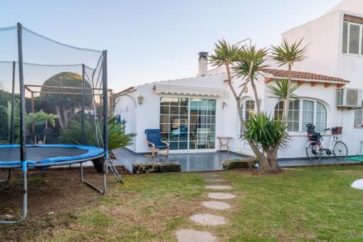 Wunderschönes Einfamilienhaus in ruhiger Lage in Cala'n Blanes