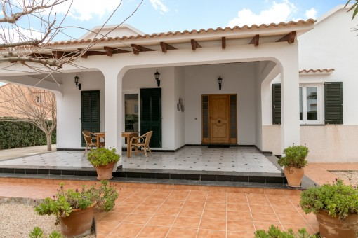 Schöne Villa in der Gegend von Cala's Piques