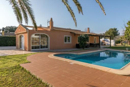 Landhaus in der Nähe von Ciutadella