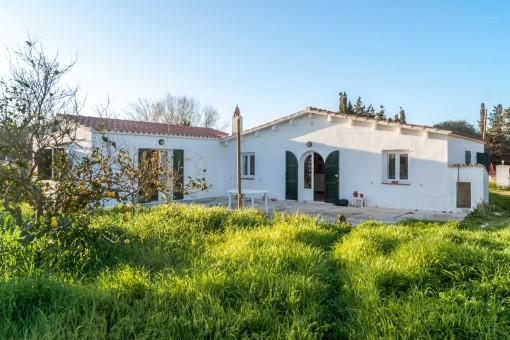 Einfamilienhaus mit Grundstück in La Argentina
