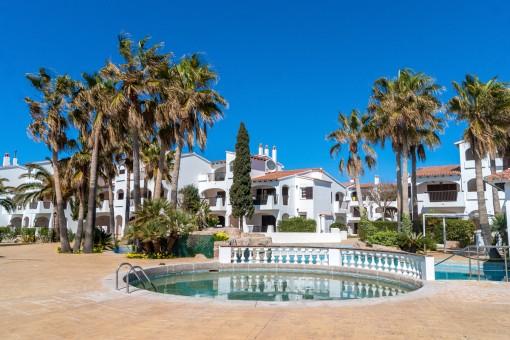 Wohnung mit touristischer Vermietlizenz in Cala en Porter