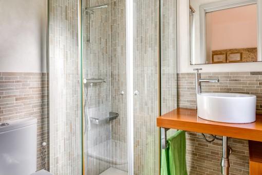 Badezimmer des zweiten Badezimmers