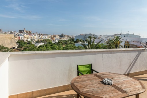 Tolle Penthouse-Wohnung in Ciutadella