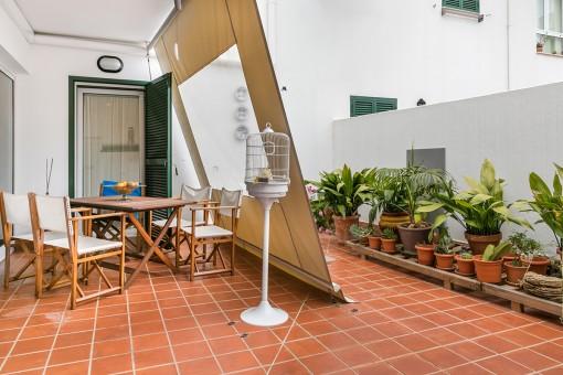 Fantastische Erdgeschosswohnung in Ciutadella