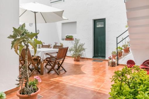 Schönes, zentral gelegenes Dorfhaus in Ciutadella
