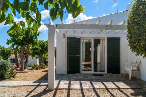 Renoviertes Apartment in Wohngegend von Cala en Porter