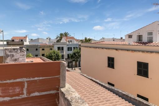 Haus zum Renovieren in Ciutadella