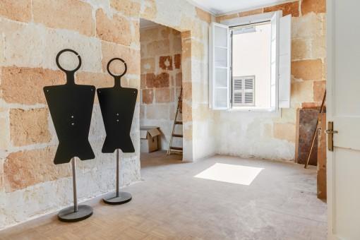 Haus in Ciutadella zum Renovieren