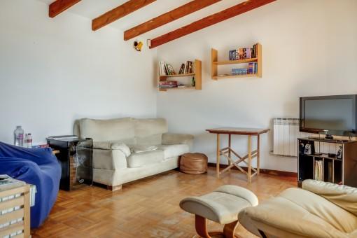Weiterer Wohnbereich im Obergeschoss