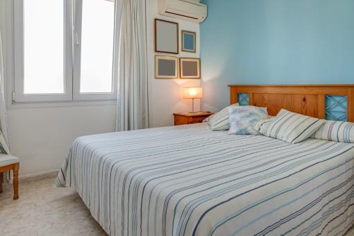 Eines von 4 schönen Schlafzimmern