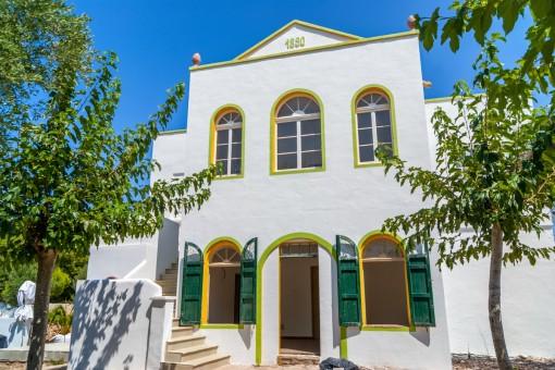 Herrenhaus zum Renovieren in Ciutadella