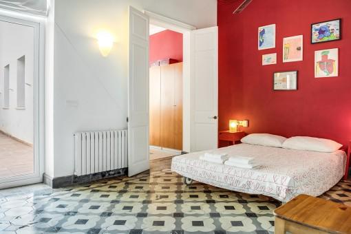 Eines von 5 charmanten Schlafzimmern