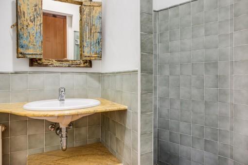 Eines von 4 einzigartigen Badezimmern