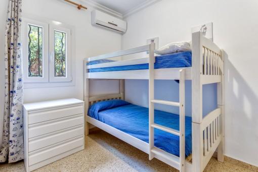 Das vierter Schlafzimmer