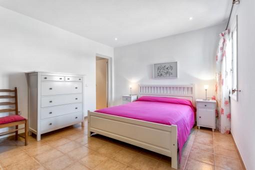 Eines von 4 Schlafzimmer