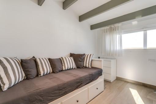 Schlafzimmer im zweiten Stockwerk