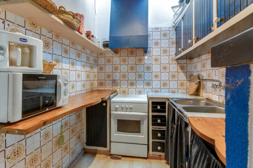 Charmante Küche
