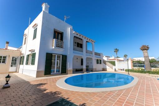 Villa in der Gegend von Cap d'Artruix, 15 Min. von Ciutadella entfernt