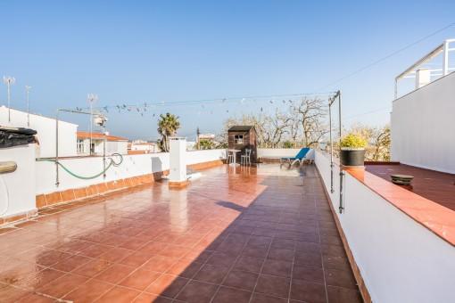 Tolles Reihenhaus mit 2 Wohneinheiten in der Nähe von Es Castell und Mahón