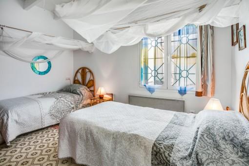 Zweites Doppelschlafzimmer