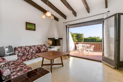 Villa mit 2 separaten Häusern ideal als Urlaubsdomizil in der exklusiven Bucht Cala Torret