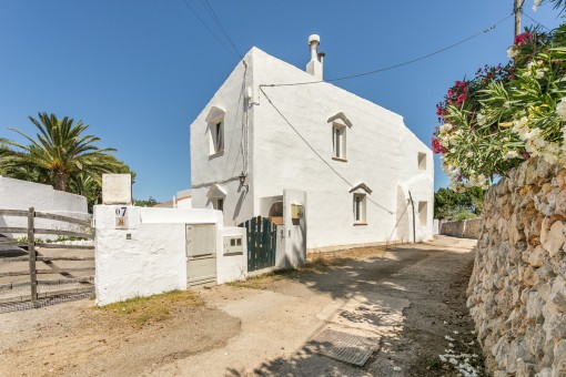 Sehr geschmackvoll restauriertes Dorfhaus im authentischen Stil in einem der typischsten Orte Menorcas in S'Ullastrar in Torret