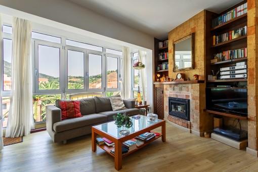 Schöne Wohnung im Zentrum von Ferreries