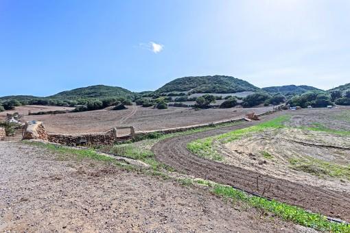 Grundstück von 44 Hektar