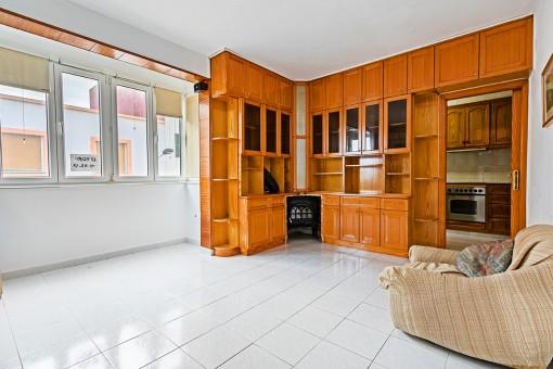 Haus im Zentrum von Ferreries zum Renovieren