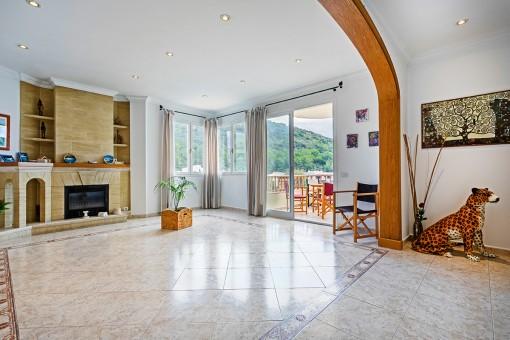 Fantastische und geräumige Wohnung in Ferreríes