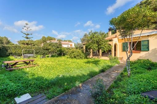 Schönes Chalet in Addaya mit großem Garten und Terrasse-kaufen