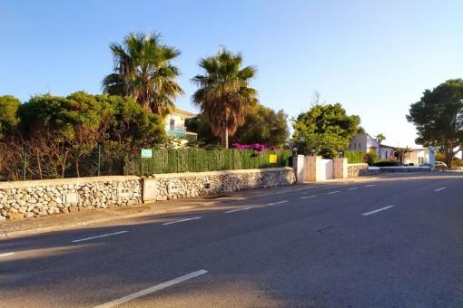 Angeschlossenes Baugrundstück in Torre Soli bei Alaior