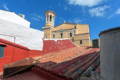 Schöne Gelegenheit für kleines Boutique-Hotel im historischen Zentrum von Mahón